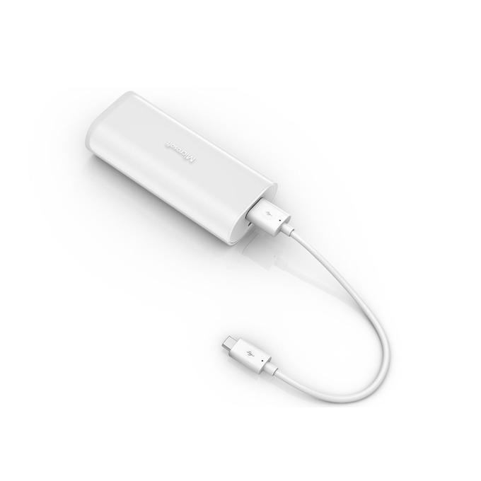 Външна батерия/power bank Nokia DC-21, 6000mAh, USB, бяла image
