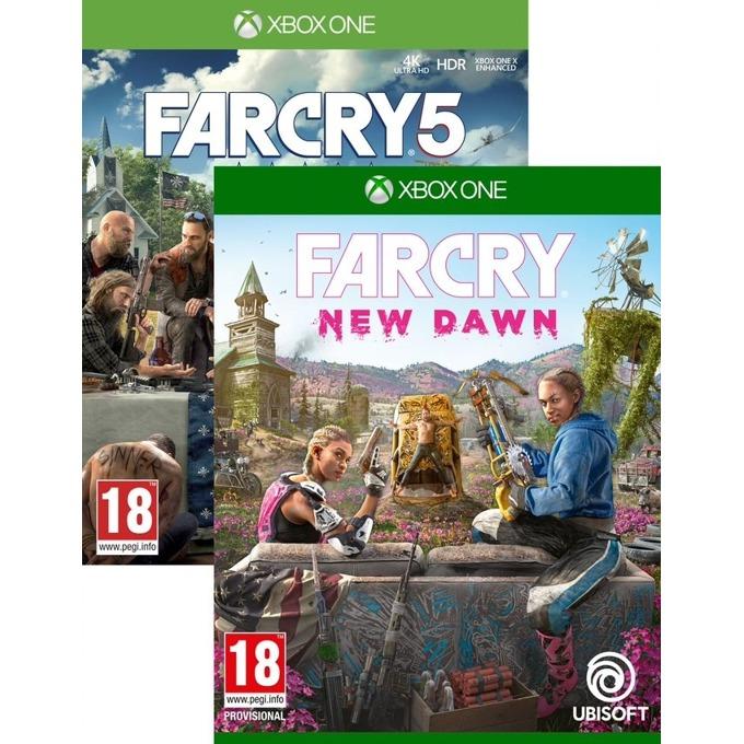 Far Cry New Dawn + Far Cry 5 (Xbox One) product