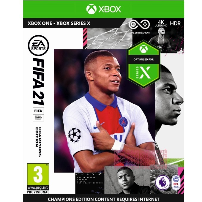 FIFA 21 Champions Edition Xbox One product