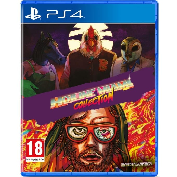 Hotline Miami Collection PS4 product