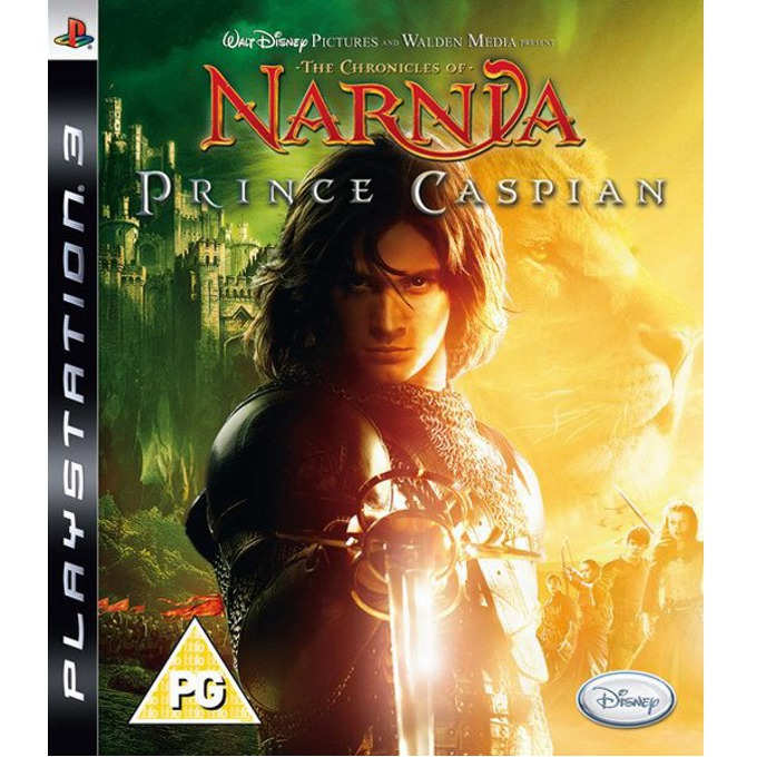 Игра за конзола The Chronicles of Narnia: Prince Caspian, за PlayStation 3 image