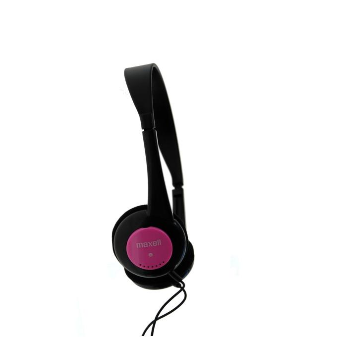 Слушалки  MAXELL KIDS, розови  image