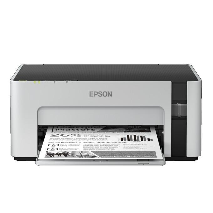 Мастиленоструен принтер Epson EcoTank M1120, монохромен, 1440 x 720 dpi, 32 стр./мин, USB, A4 image