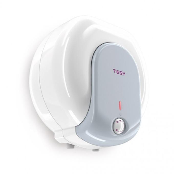 Електрически бойлер Tesy BiLight Compact Line, 15л., вертикален, 2 kW, стъклокерамично покритие, 40.0 x 37.0 x 25.0 cm image
