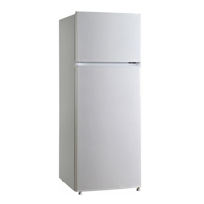 Хладилник с камера Arielli ARD-273FN, клас А+, 207л. общ обем, бял image