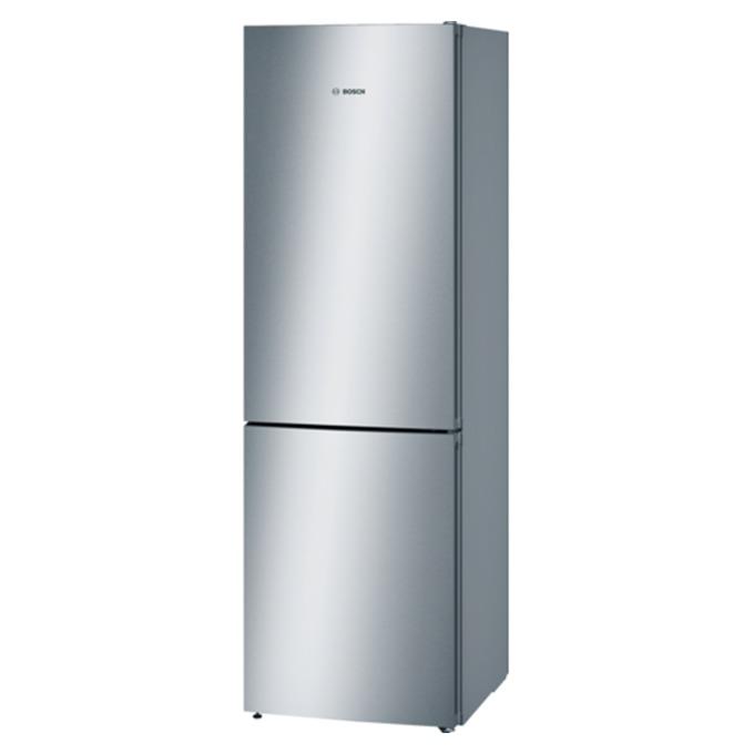 Хладилник с фризер Bosch KGN 36 VL 35, клас A++, 324 л. общ обем, електронно управление, NoFrost, LED вътрешно осветление, инокс  image