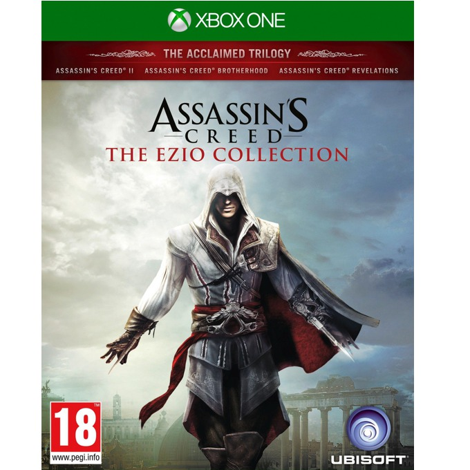 Assassinss Creed: The Ezio Collection