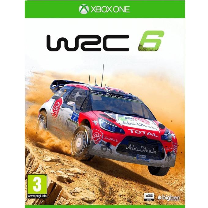 Игра за конзола WRC 6, за Xbox One image