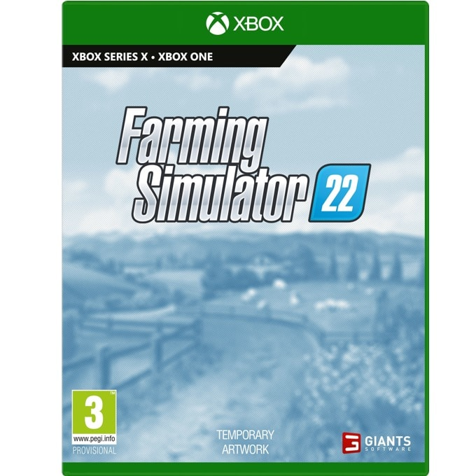 Farming Simulator 22 Xbox One product