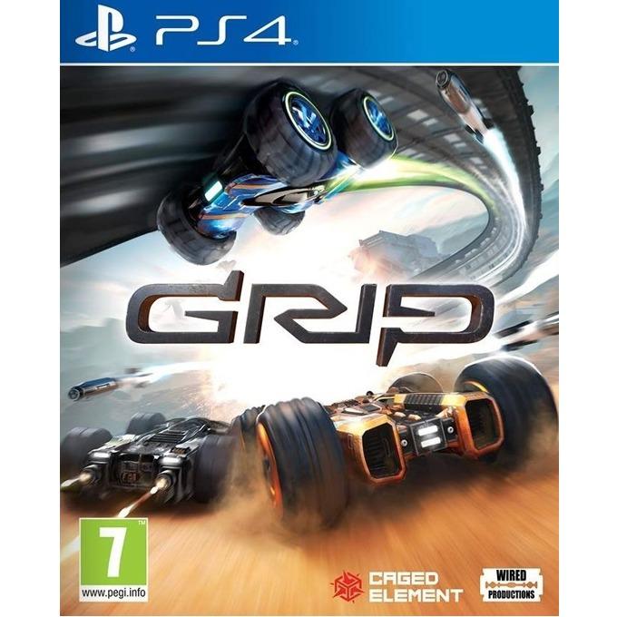 Grip: Combat Racing PS4 product