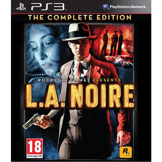 Игра за конзола L.A. Noire Complete Edition, за PlayStation 3 image