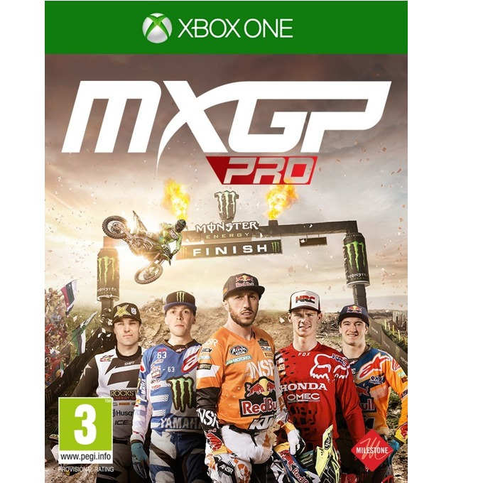 Игра за конзола MXGP PRO, за Xbox One image