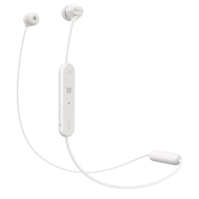 Sony Headset WI-C300 white