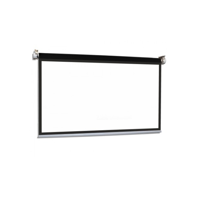 Екран Avers SOLAR PROF 45-34 MWP, електрически екран за стена/таван, Matt White P, 4500 x 3380mm, 4:3, безрамков, 150° зрителен ъгъл image