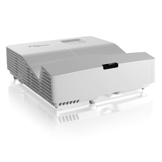 Проектор Optoma HD35UST, Full 3D, DLP, Full HD(1920x1080), 30 000:1, 3600lm, 2x HDMI, VGA, LAN, 2x USB A image