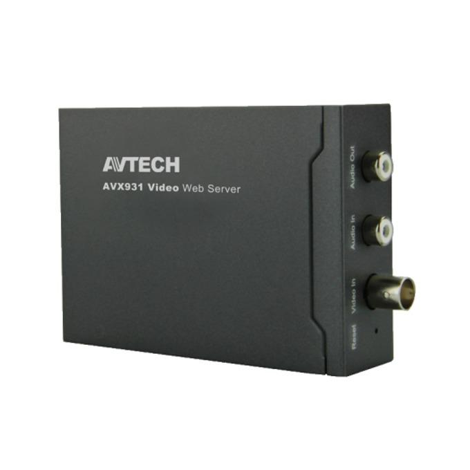 AVTECH AVX931 мрежови сървър