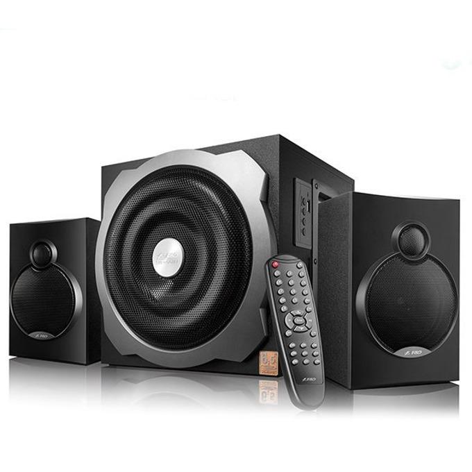 Тонколона Fenda A521X, 2.1, 52W(2x16W + 20W)RMS, Bluetooth 4.0, USB, черна image