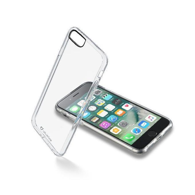 Страничен протектор с гръб Cellular Line за iPhone 7, прозрачен image