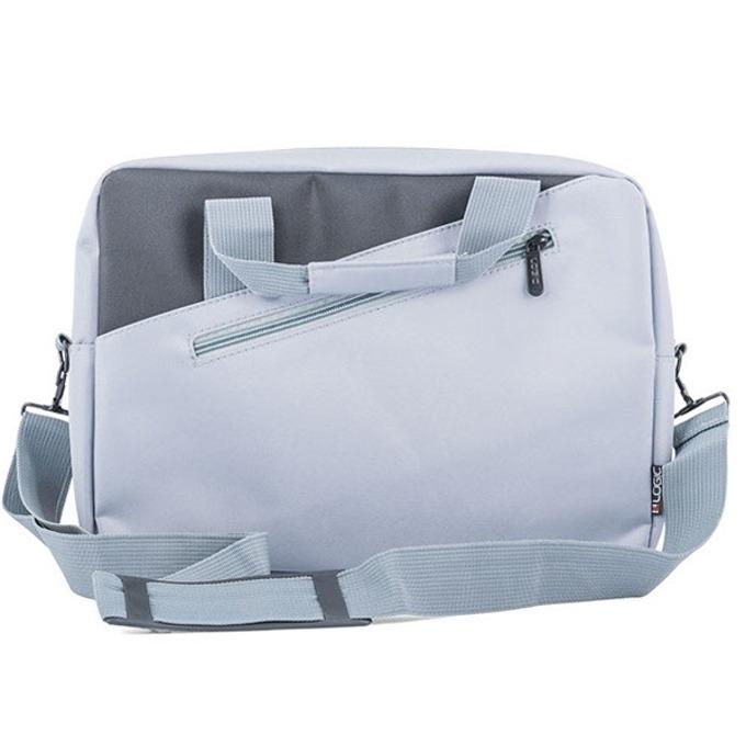 "Чанта за лаптоп Logic, до 13.3""(33.78 см), сива image"