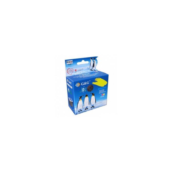 ГЛАВА ЗА EPSON STYLUS COLOR 3000/Pro 5000 - Yellow - S020122 - G&G - Неоригинален заб.: 110ml. image