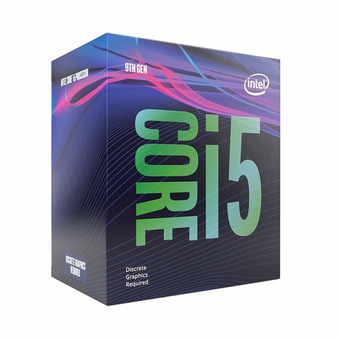 Intel Core i5-9400F Box BX80684I59400F