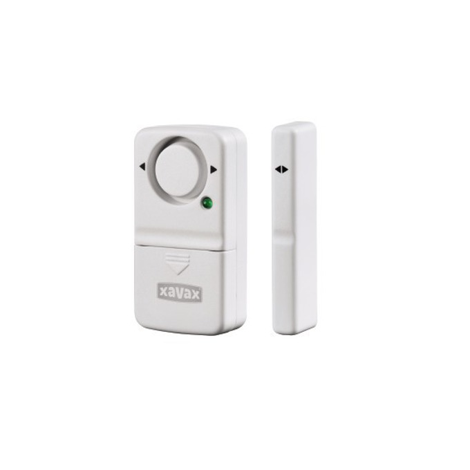 Сензор Xavax Window/Door Alarm Sensor 111986, за врата/прозорец, 115 децибела image