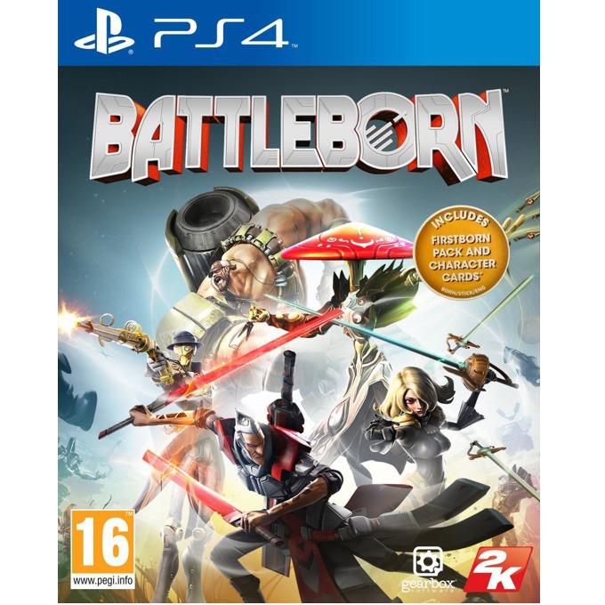 Игра за конзола Battleborn, за PS4 image