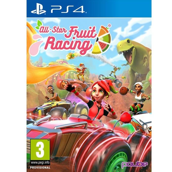 Игра за конзола All-Star Fruit Racing, за PS4 image