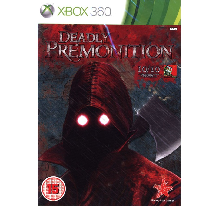 Deadly Premonition, за XBOX 360 image