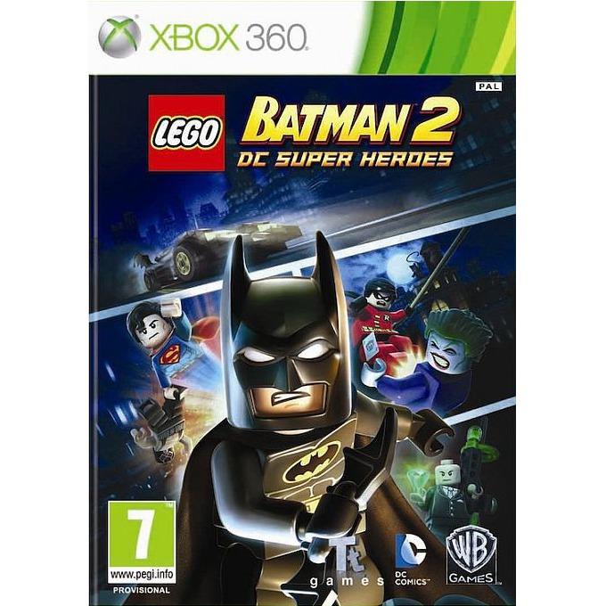 LEGO Batman 2: DC Super Heroes, за XBOX360 image