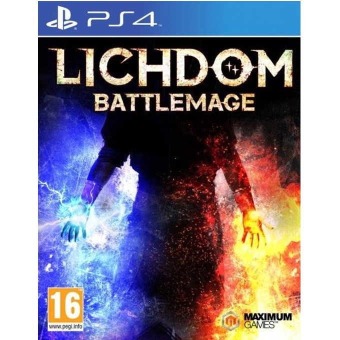 Lichdom: Battlemage product