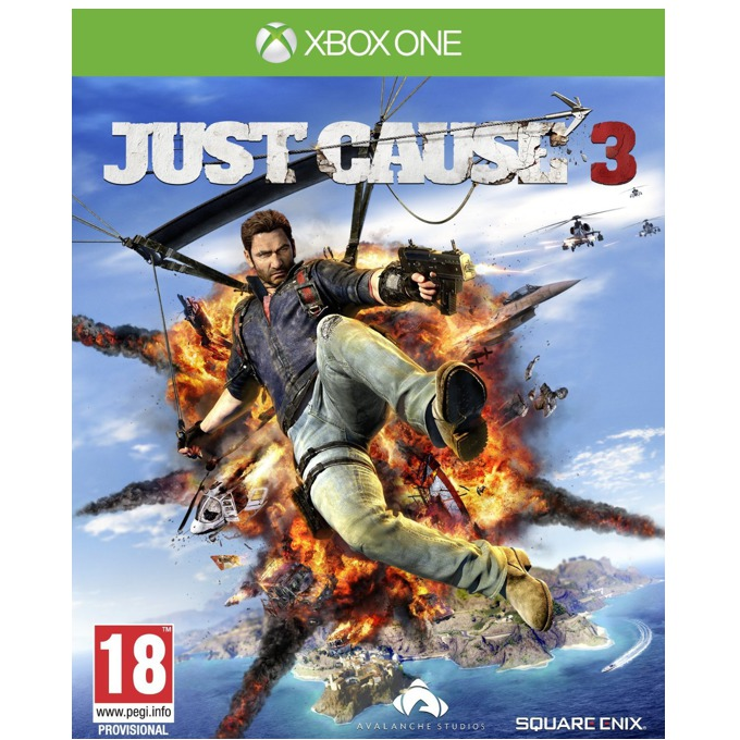 Игра за конзола Just Cause 3 Day 1 Edition, DLC Weaponised Vehicle Pack, за XBOX ONE image