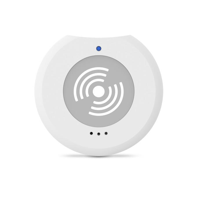 Сеизмичен детектор Sigma Casa ΣShock SA-7155, засича удар или вибрация, Bluetooth 4.0, настройка на чувствителност image