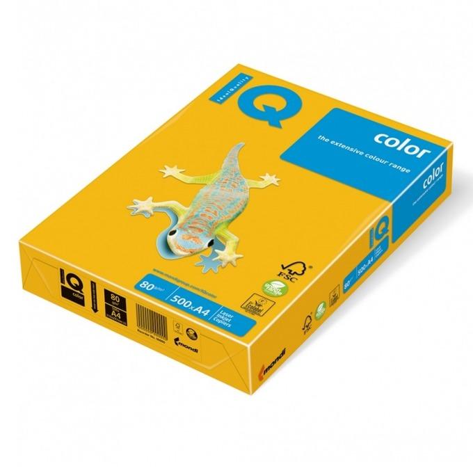 Хартия Mondi GO22, A4, 80 g/m2, 500 листа, златиста image