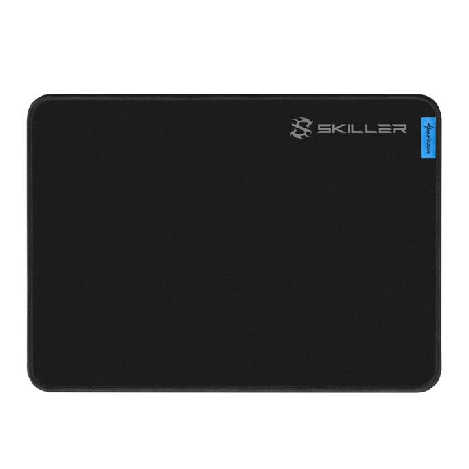 Подложка за мишка Sharkoon Skiller SGP1 L, гейминг, черна, 355 x 255 x 2.5 mm image