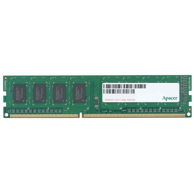 4GB DDR3 1333MHz, Apacer