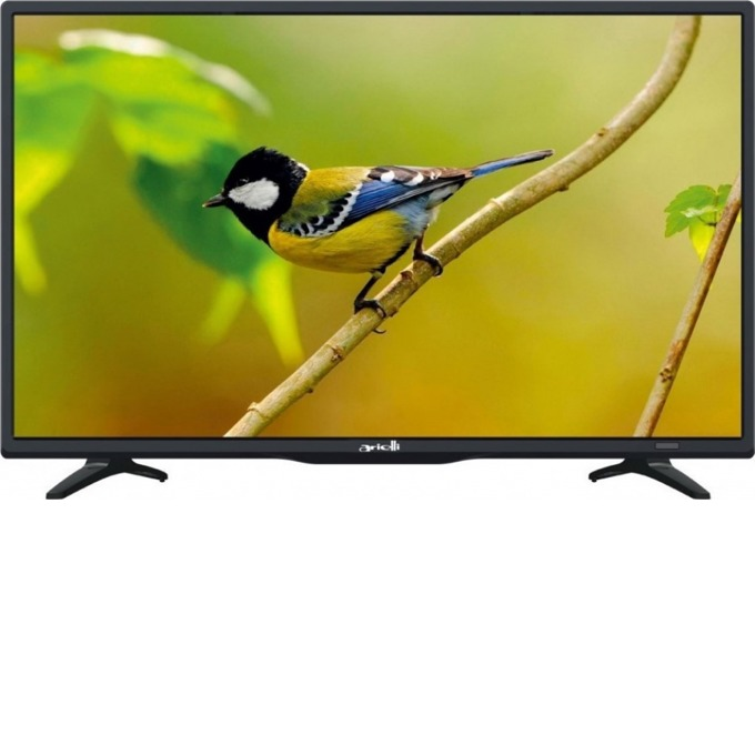 "Телевизор Arrieli LED-32DN6A7 SMART, 32"" (81.28 cm) HD, DVB-T2/C, Wi-Fi, 3x HDMI, 2x USB image"