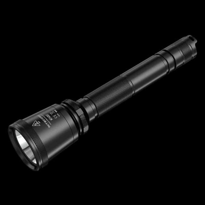 Фенер Nitecore MT40GT, 2x 18650/ 4x CR123/ 4x RCR123 батерии, 1000 lumens, удароустойчив, водонепропускливост, за открито, черен image