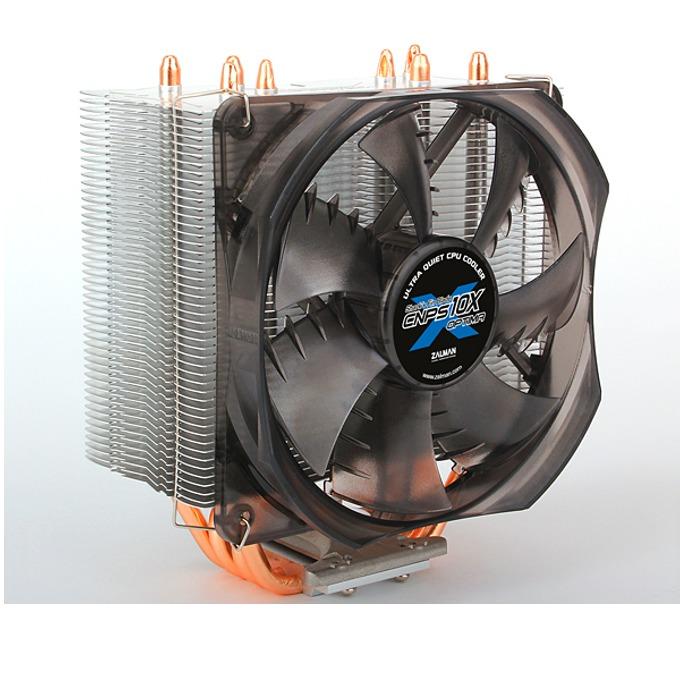 Zalman CNPS10X Optima 2011, Intel LGA2011/1155/1156/1150/1151/1366/775 & FM1/FM2/AM3(+)/AM2(+) image