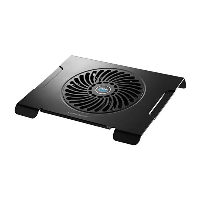 "Охлаждаща поставка за лаптоп CoolerMaster NOTEPAL CMC3 алуминиев, за лаптопи до 15"" (38.10 cm)  image"