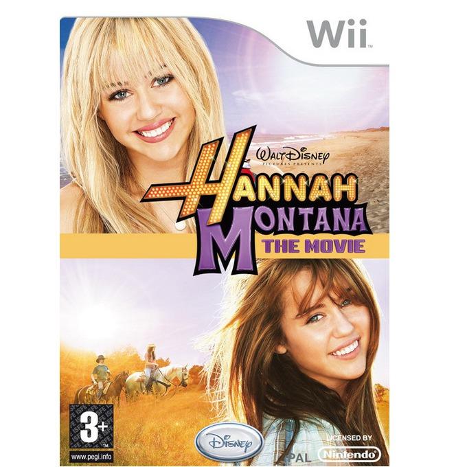 Hannah Montana The Movie, за WII U image