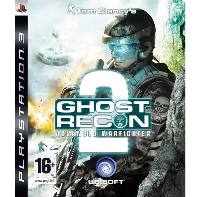 Игра за конзола Tom Clancy's Ghost Recon: Advanced Warfighter 2, за PlayStation 3 image