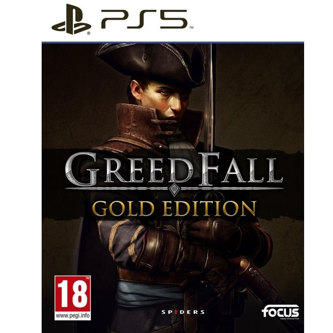 Greedfall Gold Edition PS5 product