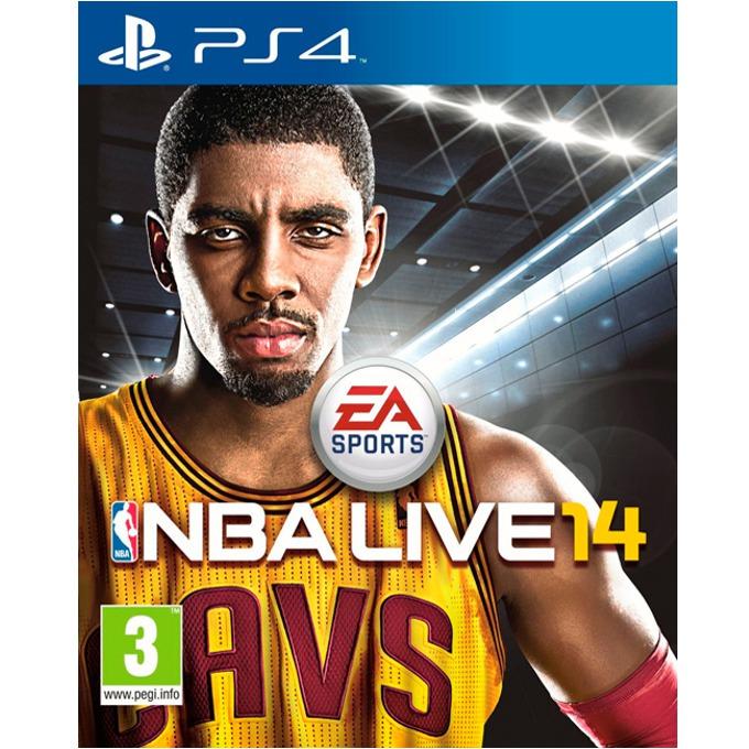 Игра за конзола NBA Live 14, за PlayStation 4 image