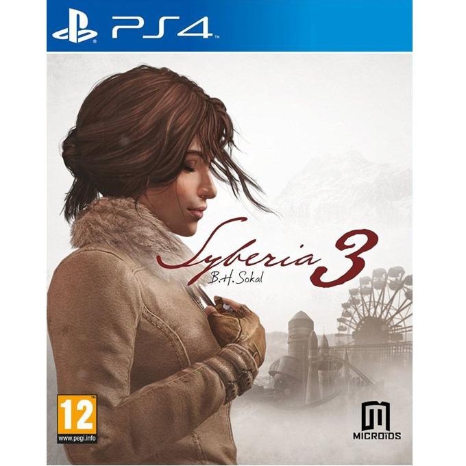 Игра за конзола Syberia 3, за PS4 image
