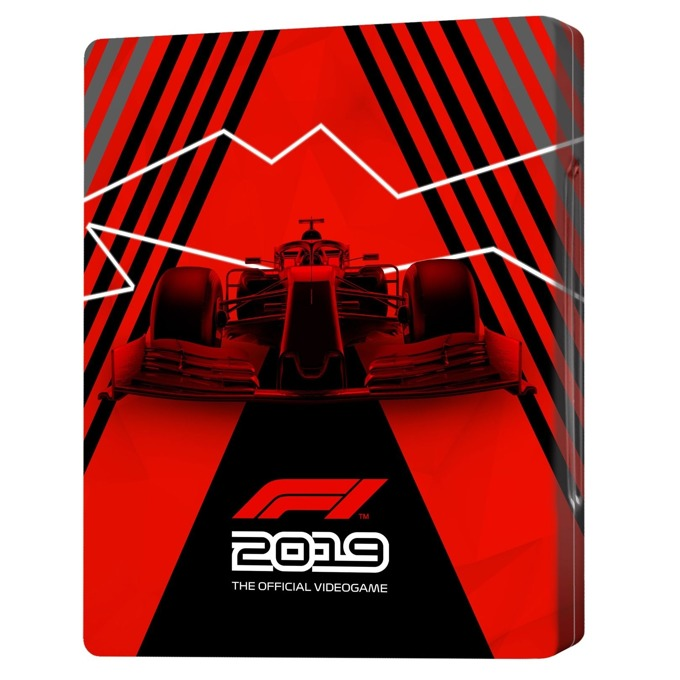 F1 2019 - Anniversary SteelBook Edition, за PC image