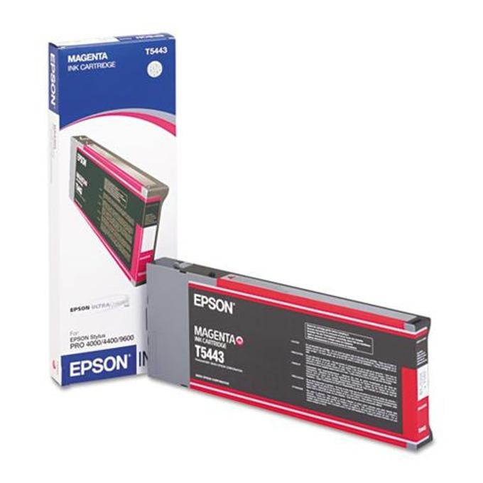 ГЛАВА ЗА EPSON STYLUS PRO 4000/4400/9600 - T5443 - Magenta - P№ C13T544300 image