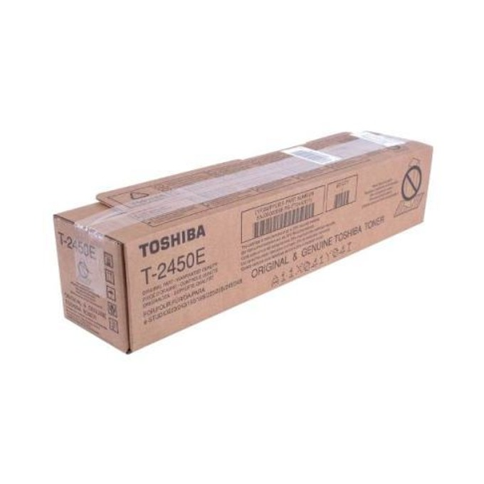 Тонер за Toshiba E-Studio 195/223/225/243 - Black - T-2450E - Заб.: 25 000k image