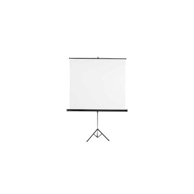 Екран на стойка, HAMA Tripod Projection Screen, 180x180 cm image