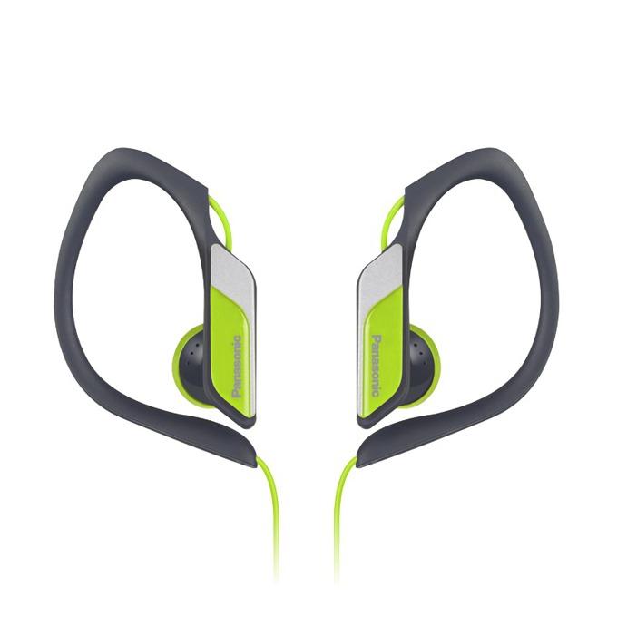 Слушалки за спорт Panasonic RP-HS34E-Y - жълти